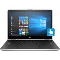 Promo Laptop /Notebook HP Pavilion x360 14-ba090TX SILVER 4GB DDR4-Win10Home