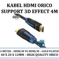 Promo Kabel HDMI Orico support 3D effects 4 meter