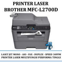Promo Printer Brother Laserjet MFC-L2700D AIO Multi-Function Centres