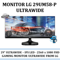 Promo LG 29 Inch 29UM58 P Ultrawide 21:9 Full HD Monitor