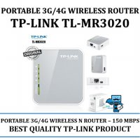 Promo Router TP-LINK MR 3020 Wireless