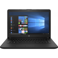 Promo Laptop/Notebook HP Laptop 14-bs089TX CORE i3 Series BLACK WIN10SL -4GB