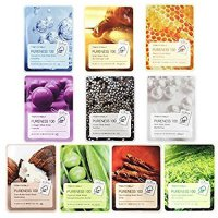 Tony Moly Pureness 100 Mask Sheet All Varian Original From Korea