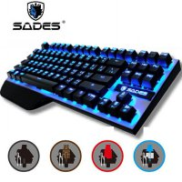 Sades KARAMBIT - Backlight Mechanical Keyboard