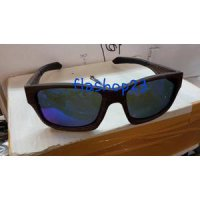 Oakley jupiter wood blue lens