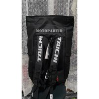 Taichi Tas Ransel / Backpack Taichi RSB272 Black Waterproof With LED Light