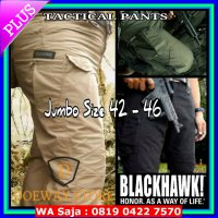 CELANA BLACKHAWK PANJANG TACTICAL OUTDOOR PDL SIZE JUMBO 42, 44