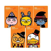 The Face Shop - Kakao Friends Helloween Edition Mask Sheet