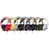DISKON Headset SteelSeries Siberia 200 (Black/White/Red/Purple/Green/Yellow)