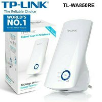 WIFI EXTENDER TP-LINK TL-WA850RE 300MBPS