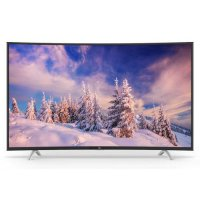 TCL Curved Smart LED TV 48 Inch - 48P1CFS - FREE ONGKIR