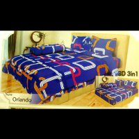 Sprei Lady Rose 180x200 Orlando