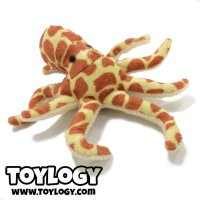Ozco Boneka Hewan Gurita - Spotted Octopus Stuffed Plus