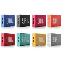 JBL Go Speaker Original Garansi IMS (RESMI) Original Black Red Grey - Merah