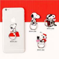 Snoopy iRing/ Ring Holder/ Cincin HP / Ring Stand Karakter Seri 32