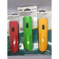 Senter Led Rechargeable with Money Detector Flashlight
