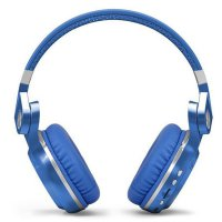 Bluedio T2+ Stereo Bluetooth 4.1 Headset Mic with Memory Card Slot + Radio FM Best Seller !!
