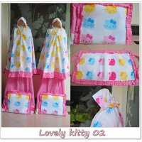 Mukena Anak Hello Kitty Lovely 02