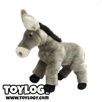 Boneka Hewan keledai ( Donkey Stuffed Plush Animal Doll