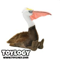 Boneka Burung Pelican ( Stuffed Plush Animal Pelican Bi