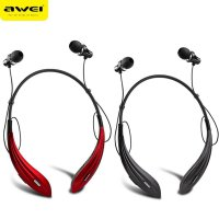Original AWEI A810BL In-Ear Stereo Sport Headset for iPhone Samsung Xiaomi Wireless Bluetooth 4.0