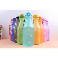 Colorful BPA Free Sport Water Bottle 550ml