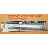 Pinset Goot St-14 Original Japan Anti-Magnetic