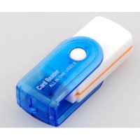 Memory Card Reader USB 15 in 1 Memorycard micro, sd Up To 480 mbp/s