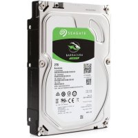 Harddisk Seagate Internal PC 2TB HDD SATA 3.5' RESMI 2thn
