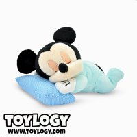 Boneka Bayi Mickey Tikus ( Baby Mickey Mouse Lying Plus