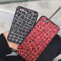 Fuze Glitter Bling Premium Case iPhone 5 6 7 8 X Plus + Softcase Back