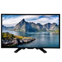 Sharp LED AQUOS TV 24' LC-24LE170i-TT / Hitam