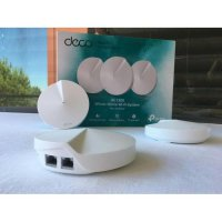 tp-link DECO M5 - The Most Secure Whole-Home Mesh Wi-Fi System