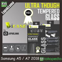 Tempered Glass Bening Samsung Galaxy A8 18 A530 2018 Screen Protection