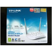 TP-Link TD-W8961ND 300Mbps Wireless N ADSL2+ Modem Router 2 antena