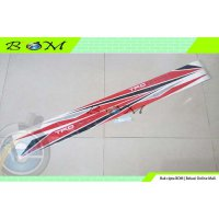 Striping Stiker sticker body Mobil TRD Sportivo toyota yaris 2017 mrh