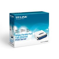 TP-Link TL-PS110P Single Parallel Port UTP Print Server