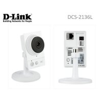 D-Link DCS-2136L Wireless AC Day/Night Camera With Colour Night Vision