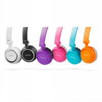 EDIFIER Headphone H650 Black/Orange/Pink/Purple/White