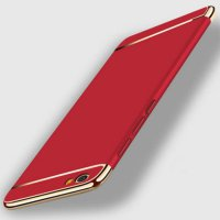Case iPaky New Generation 3 in 1 Vivo Y53 2017 Hardcase Back Casing