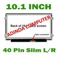 LCD LED Layar Screen Samsung NC108 NC110