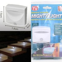 Mighty Light LED Lampu Tangga Dinding Sensor Gerak As Seen On TV
