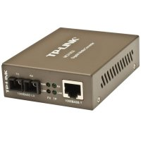 TP-LINK MC210CS - Gigabit Ethernet Media Converter RJ-45 to FO