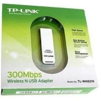 TP-LINK TL-WN821N Wireless N USB Adapter 300Mbps