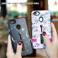 OPPO A83 FLOWER MARBLE TIMBUL 5D CASE OPPO A83 CASING OPPO A83 BACK