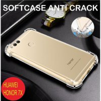 Huawei Honor 7X Case Anti Crack Soft Case Back Case Anti Knock Casing