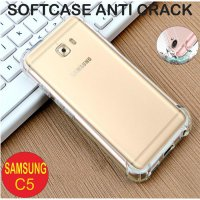 Samsung Galaxy C5 Case Anti Crack Soft Case Back Case Anti Knock