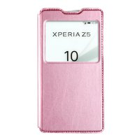 Flip Cover Casing Sony Xperia Z5 Kalaideng Leather Case Sun Series - SARUNG KULIT