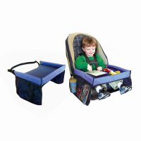 Play & Snack Tray Baby Travel Table - Meja Belajar & Bermain Anak