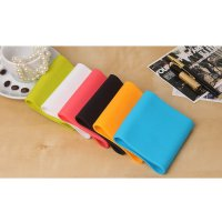 Softcase Cover Silicon for Xiaomi Power Bank Powerbank 10400 mAh